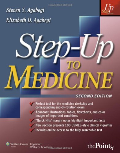 Step-Up to Medicine  2nd 2008 (Revised) edition cover