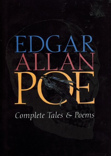 Edgar Allan Poe Complete Tales and Poems   2014 edition cover
