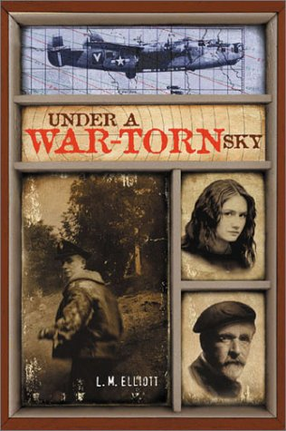 Under a War-Torn Sky   2001 edition cover