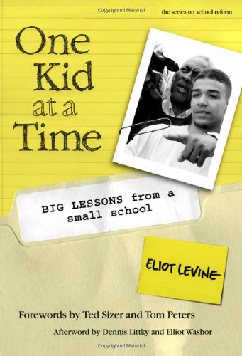 One Kid at a Time Big Lessons from a Small School  2002 edition cover
