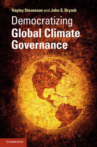 Democratizing Global Climate Governance   2014 9781107608535 Front Cover