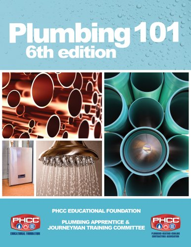 Plumbing 101  6th 2013 edition cover