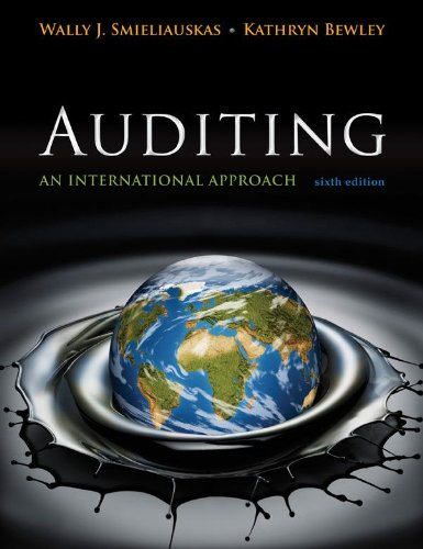 AUDITING:INTL.APPR.-W/ACCESS > N/A edition cover