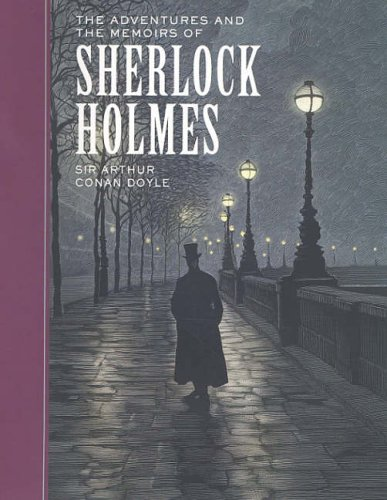 Adventures Memoirs Sherlock Holmes Unabridged   2004 9781402714535 Front Cover