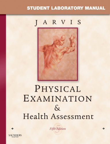 Physical Examination and Health Assessment  5th 2008 (Lab Manual) edition cover
