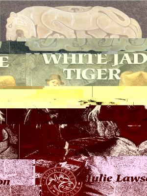 White Jade Tiger   2006 9781550026535 Front Cover