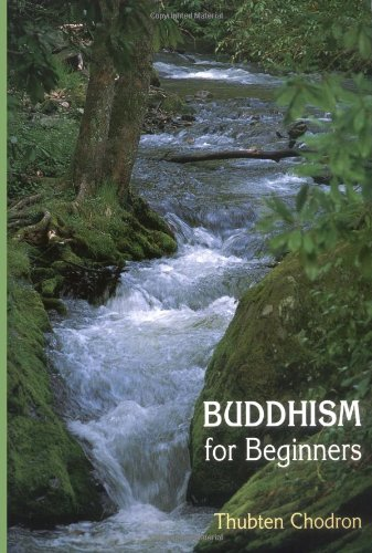 Buddhism for Beginners   2001 edition cover