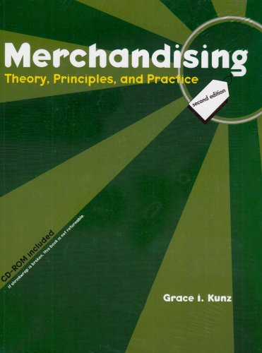 Merchandising Theory, Principles, and Practice, 2nd Edition 2nd 2005 (Revised) edition cover