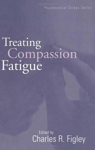 Treating Compassion Fatigue   2002 edition cover