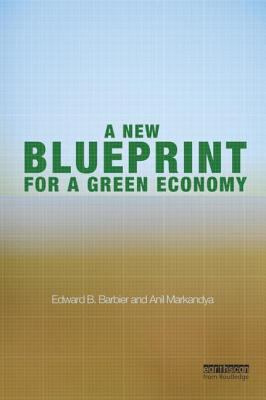 New Blueprint for a Green Economy   2012 edition cover