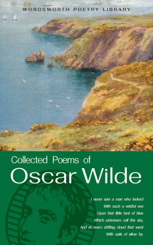 Collected Poems of Oscar Wilde  2nd 2000 edition cover