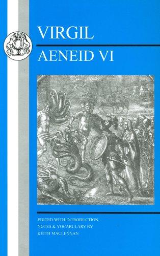 Virgil Aeneid VI  2002 edition cover