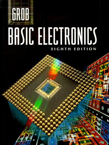 Basic Electronics  8th 1997 edition cover