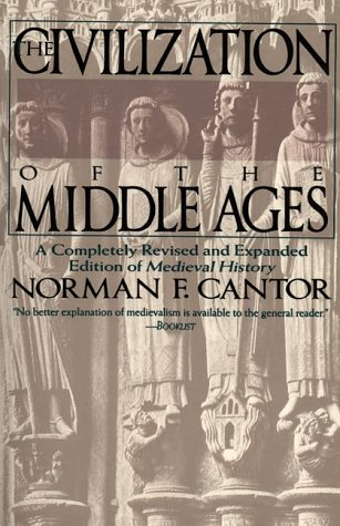 Civilization of the Middle Ages   1994 (Revised) edition cover