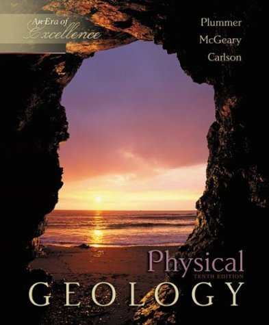 Physical Geology  10th 2005 (Revised) edition cover