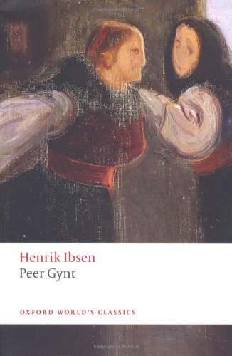 Peer Gynt   2009 edition cover
