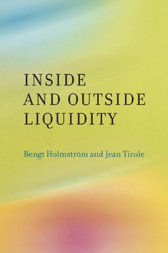 Inside and Outside Liquidity   2013 edition cover