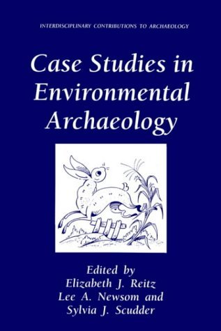Case Studies in Environmental Archaeology  1996 9780306452536 Front Cover