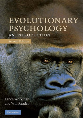 Evolutionary Psychology An Introduction 2nd 2008 9780521716536 Front Cover