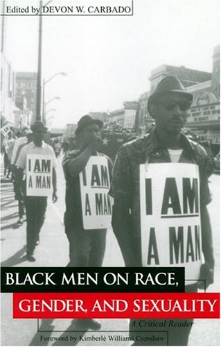 Black Men on Race, Gender, and Sexuality   1999 edition cover