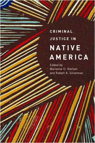 Criminal Justice in Native America  3rd 2009 9780816526536 Front Cover