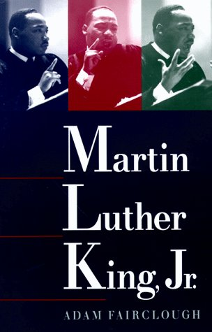 Martin Luther King Jr   1995 (Reprint) edition cover