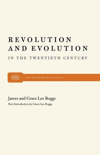 Revolution and Evolution in the Twentieth Century  Reprint  edition cover