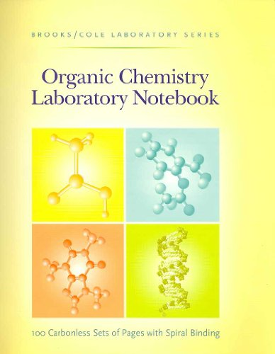 Organic Chemistry Laboratory Notebook   2000 9780875402536 Front Cover