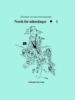 Norwegian, Norsk for Utlendinger N/A 9780884325536 Front Cover