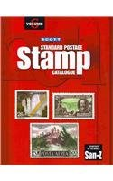 Scott 2011 Standard Postage Stamp Catalogue : Countries of the World San-Z  2010 edition cover