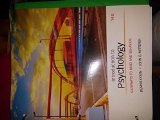 Introduction to Psychology Gateways to Mind and Behavior 14th 2016 9781305630536 Front Cover