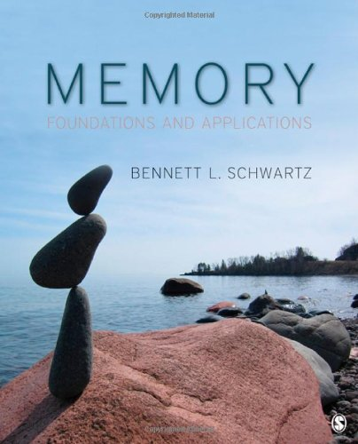 Memory Foundations and Applications  2011 edition cover