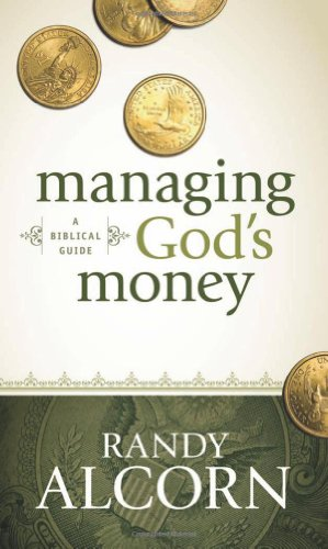 Managing God's Money A Biblical Guide  2011 edition cover
