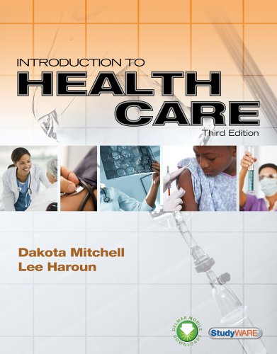 Workbook for Mitchell/Haroun's Introduction to Health Care 3rd 2012 edition cover