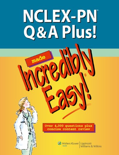 NCLEX-PN� Q and A Plus!   2013 edition cover