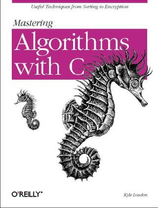 Mastering Algorithms with C   1999 edition cover