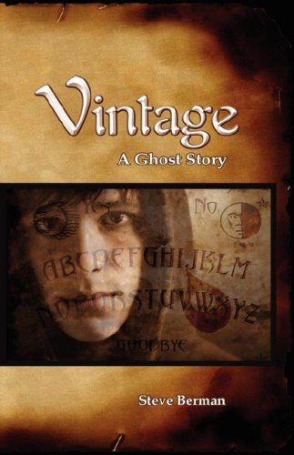Vintage A Ghost Story  2008 9781590210536 Front Cover