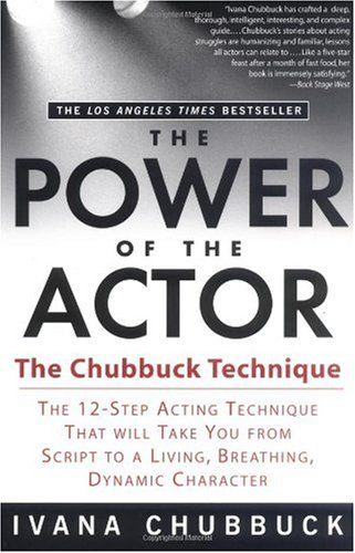 Power of the Actor The Chubbuck Technique  2005 edition cover