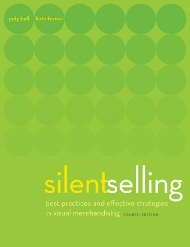 Silent Selling Best Practices and Effective Strategies in Visual Merchandising 4th 2012 edition cover
