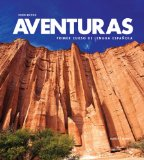 AVENTURAS-TEXT ONLY            N/A 9781618570536 Front Cover