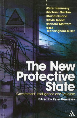 New Protective State Government, Intelligence and Terrorism  2008 edition cover