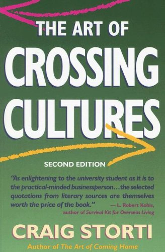 Art of Crossing Cultures  2nd 2007 edition cover