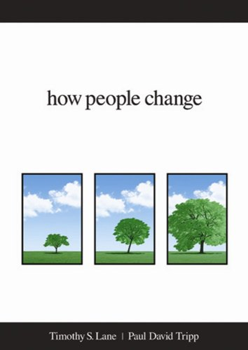 How People Change  2nd 2008 edition cover