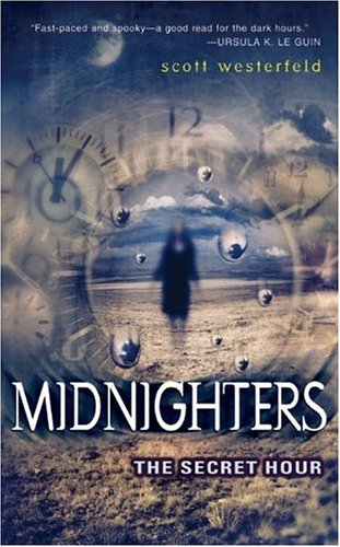 Midnighters #1: the Secret Hour  Reprint  edition cover