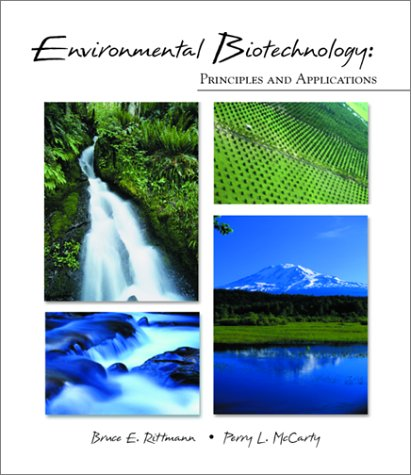 Environmental Biotechnology : Principles and Applications  2001 edition cover