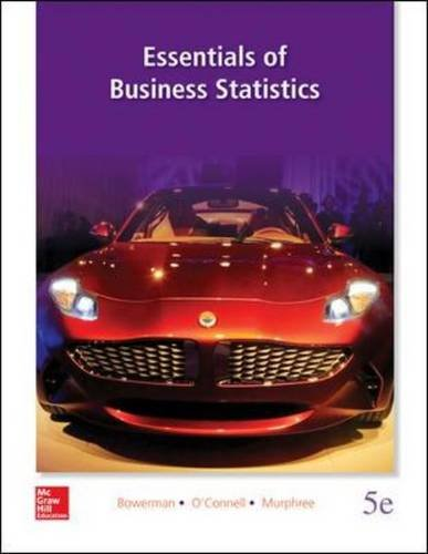 Essentials of Business Statistics  5th 2015 edition cover