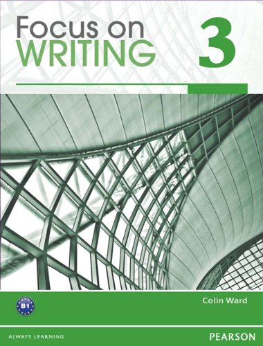 Focus on Writing   2012 edition cover