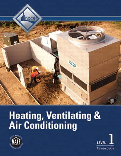 HVAC Level 1 Trainee Guide  4th 2014 edition cover