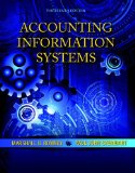 Accounting Information Systems  13th 2015 9780133428537 Front Cover