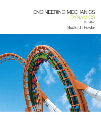 Engineering Mechanics Dynamics and Dynamics Study Pack 5th 2008 9780135143537 Front Cover